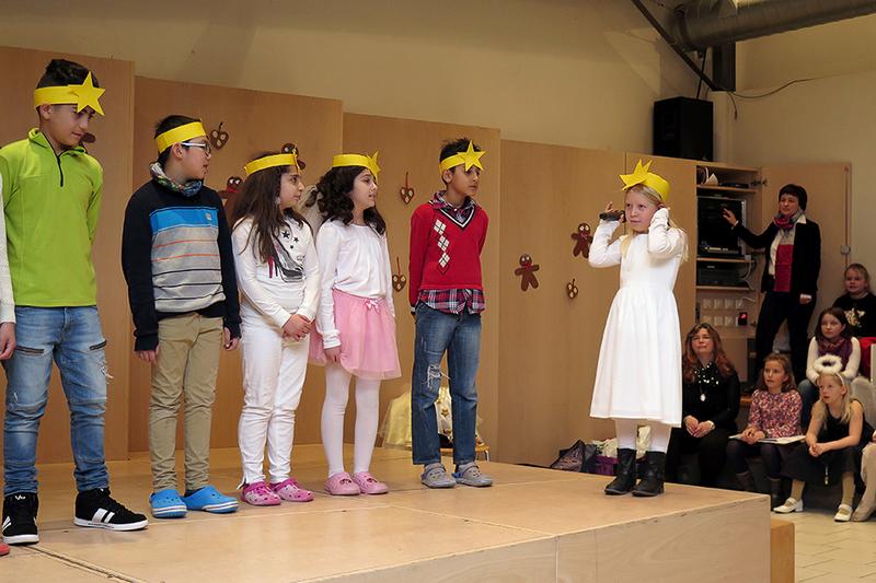 Grundschule Weihnachtsfeier.Volksschule Selb Ii Grundschule Weihnachtsfeier 2017